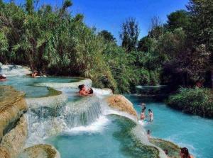 Italy Natural Pools